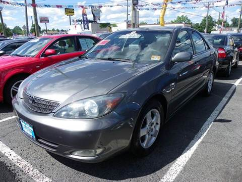 2002 Toyota Camry for sale at Route 46 Auto Sales Inc in Lodi NJ