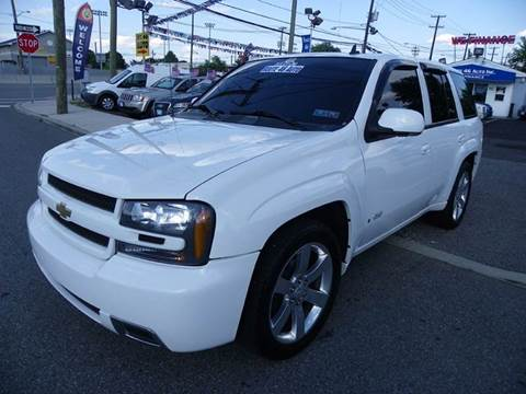 2006 Chevrolet TrailBlazer for sale at Route 46 Auto Sales Inc in Lodi NJ