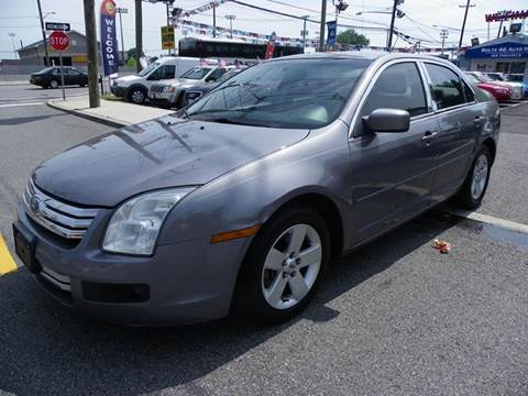 2007 Ford Fusion for sale at Route 46 Auto Sales Inc in Lodi NJ