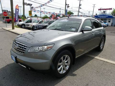 2007 Infiniti FX35 for sale at Route 46 Auto Sales Inc in Lodi NJ