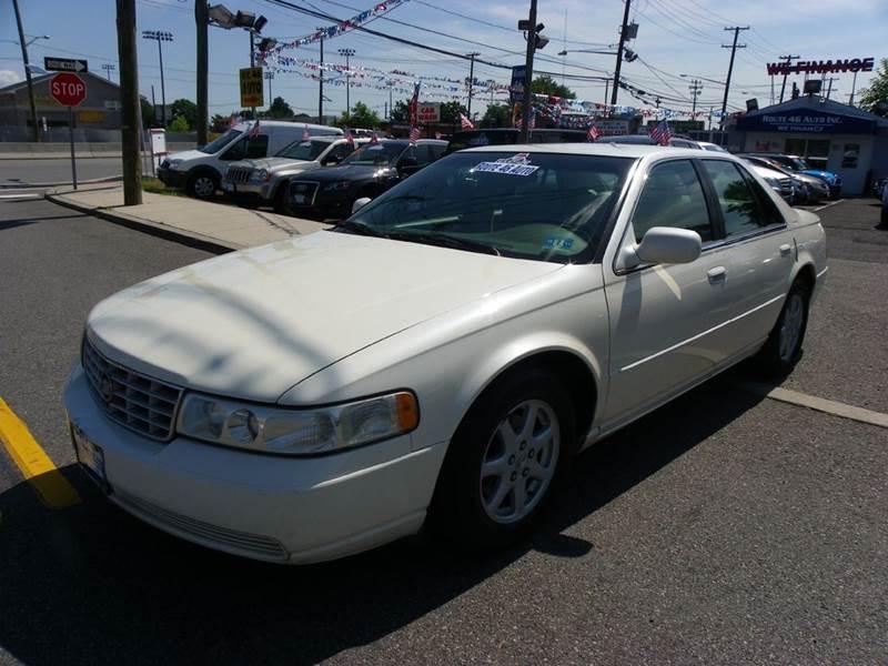 2002 Cadillac Seville for sale at Route 46 Auto Sales Inc in Lodi NJ