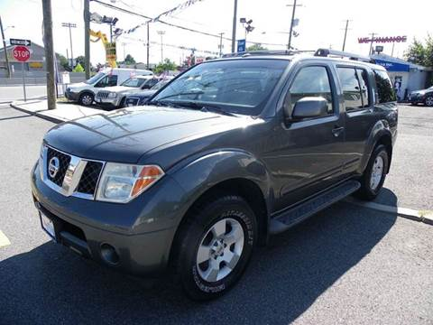 2006 Nissan Pathfinder for sale at Route 46 Auto Sales Inc in Lodi NJ