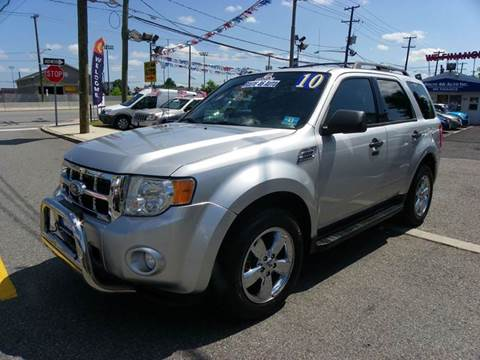 2010 Ford Escape for sale at Route 46 Auto Sales Inc in Lodi NJ