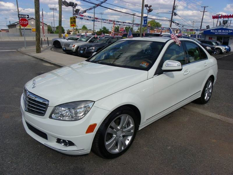2008 Mercedes-Benz C-Class for sale at Route 46 Auto Sales Inc in Lodi NJ