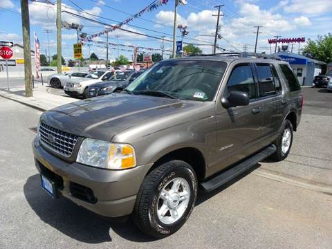 2005 Ford Explorer for sale at Route 46 Auto Sales Inc in Lodi NJ