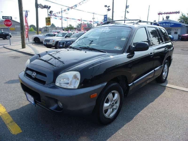 2005 Hyundai Santa Fe for sale at Route 46 Auto Sales Inc in Lodi NJ