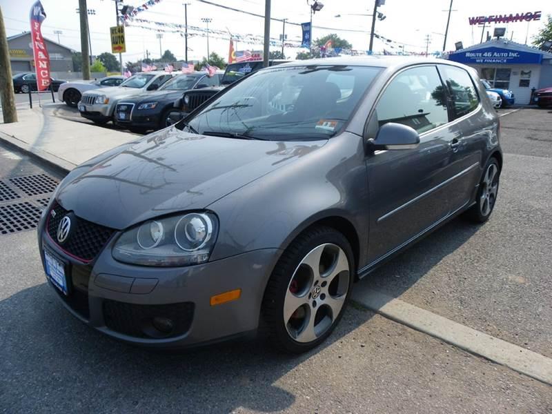 2007 Volkswagen GTI for sale at Route 46 Auto Sales Inc in Lodi NJ