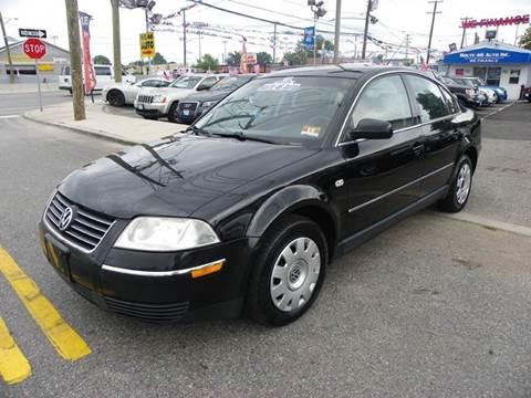 2003 Volkswagen Passat for sale at Route 46 Auto Sales Inc in Lodi NJ