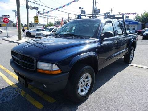 2003 Dodge Dakota for sale at Route 46 Auto Sales Inc in Lodi NJ
