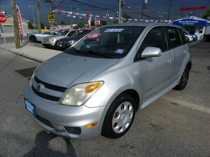 2006 Scion xA for sale at Route 46 Auto Sales Inc in Lodi NJ