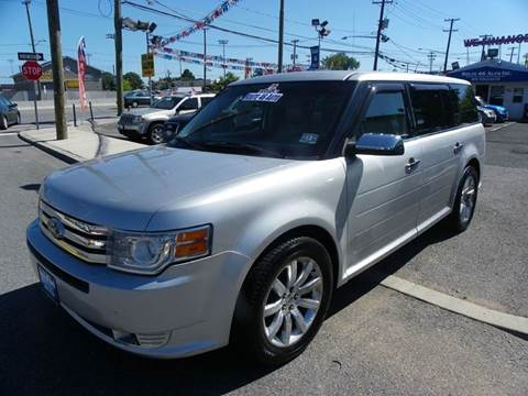 2009 Ford Flex for sale at Route 46 Auto Sales Inc in Lodi NJ