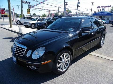 2008 Mercedes-Benz E-Class for sale at Route 46 Auto Sales Inc in Lodi NJ