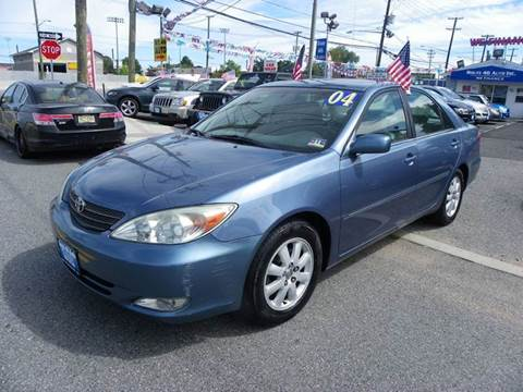 2004 Toyota Camry for sale at Route 46 Auto Sales Inc in Lodi NJ