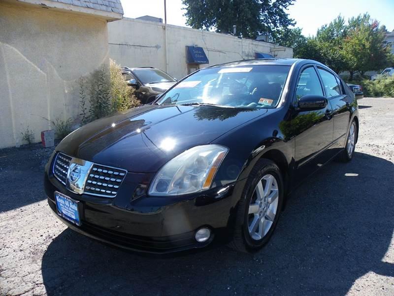 2005 Nissan Maxima for sale at Route 46 Auto Sales Inc in Lodi NJ