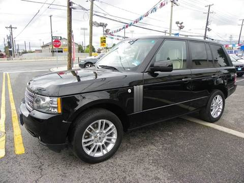 2010 Land Rover Range Rover for sale at Route 46 Auto Sales Inc in Lodi NJ
