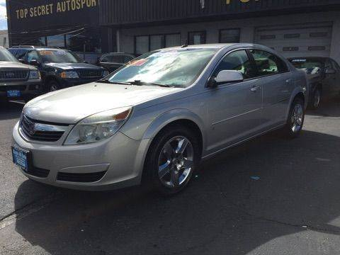 2007 Saturn Aura for sale at Route 46 Auto Sales Inc in Lodi NJ
