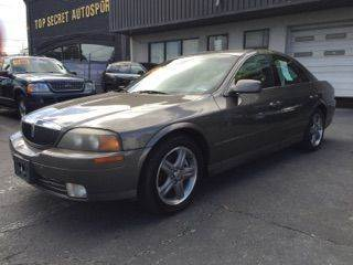 2002 Lincoln LS for sale at Route 46 Auto Sales Inc in Lodi NJ