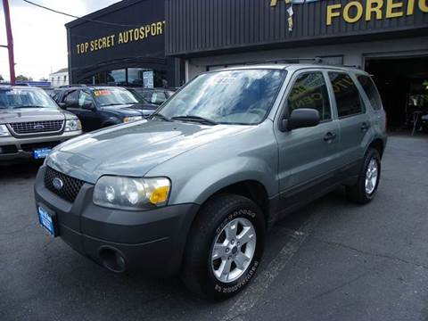 2006 Ford Escape for sale at Route 46 Auto Sales Inc in Lodi NJ