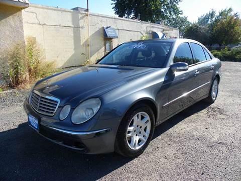 2005 Mercedes-Benz E-Class for sale at Route 46 Auto Sales Inc in Lodi NJ