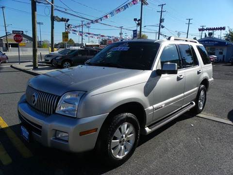 2007 Mercury Mountaineer for sale at Route 46 Auto Sales Inc in Lodi NJ