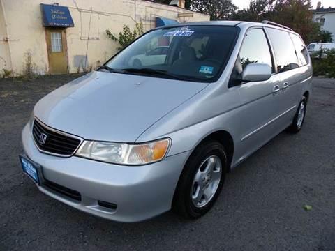 2001 Honda Odyssey for sale at Route 46 Auto Sales Inc in Lodi NJ