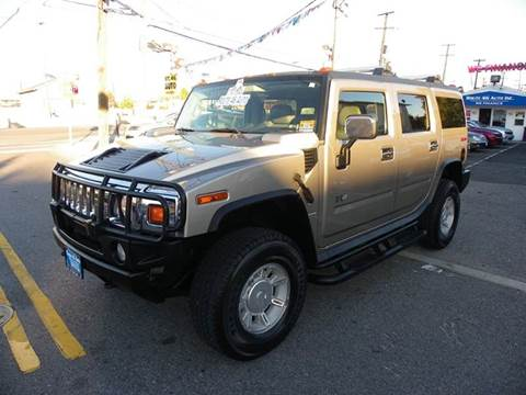 2004 HUMMER H2 for sale at Route 46 Auto Sales Inc in Lodi NJ
