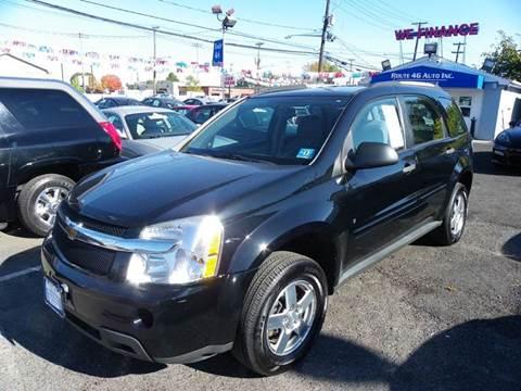 2009 Chevrolet Equinox for sale at Route 46 Auto Sales Inc in Lodi NJ