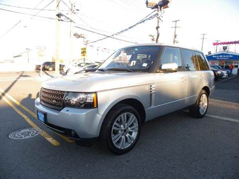 2012 Land Rover Range Rover for sale at Route 46 Auto Sales Inc in Lodi NJ