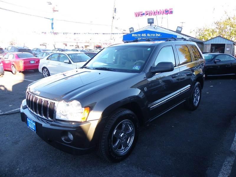 2005 Jeep Grand Cherokee for sale at Route 46 Auto Sales Inc in Lodi NJ