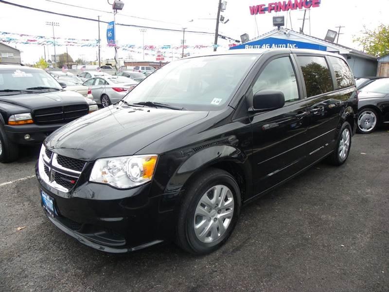 2014 Dodge Grand Caravan for sale at Route 46 Auto Sales Inc in Lodi NJ