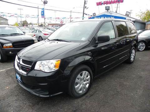 2014 Dodge Grand Caravan for sale at Route 46 Auto Sales Inc in Lodi NJ