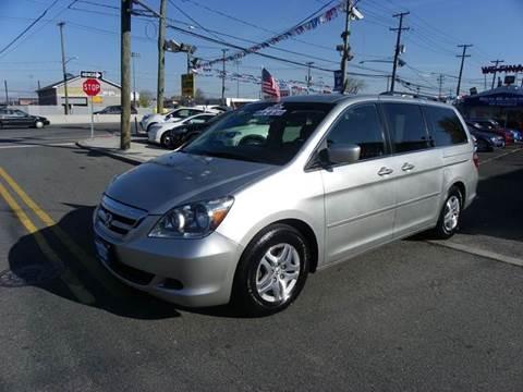 2007 Honda Odyssey for sale at Route 46 Auto Sales Inc in Lodi NJ