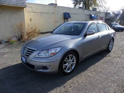 2009 Hyundai Genesis for sale at Route 46 Auto Sales Inc in Lodi NJ