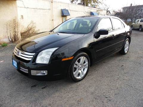2006 Ford Fusion for sale at Route 46 Auto Sales Inc in Lodi NJ