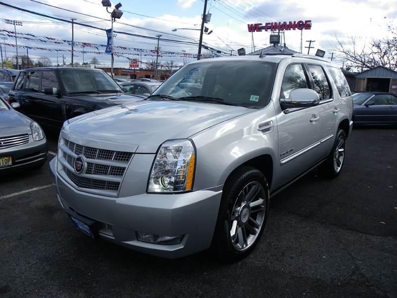 2012 Cadillac Escalade for sale at Route 46 Auto Sales Inc in Lodi NJ