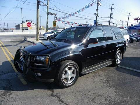 2005 Chevrolet TrailBlazer for sale at Route 46 Auto Sales Inc in Lodi NJ