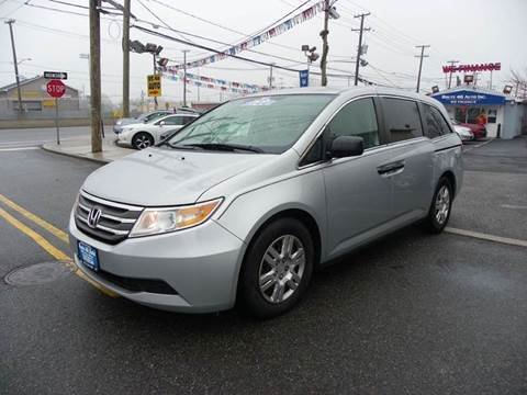 2012 Honda Odyssey for sale at Route 46 Auto Sales Inc in Lodi NJ