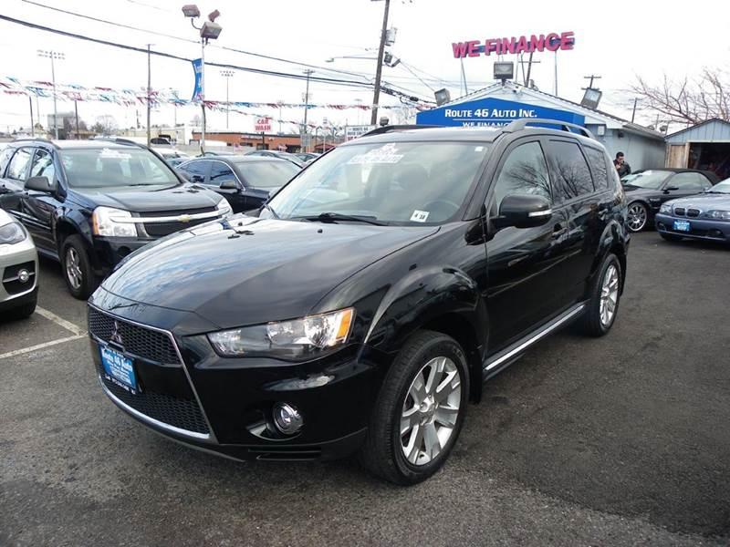 2012 Mitsubishi Outlander for sale at Route 46 Auto Sales Inc in Lodi NJ