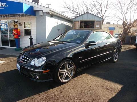 2007 Mercedes-Benz CLK for sale at Route 46 Auto Sales Inc in Lodi NJ