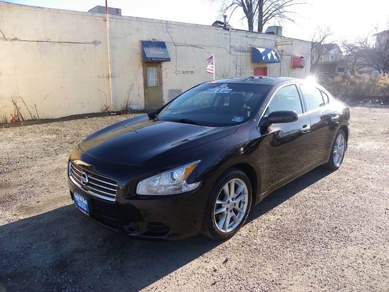 2010 Nissan Maxima for sale at Route 46 Auto Sales Inc in Lodi NJ