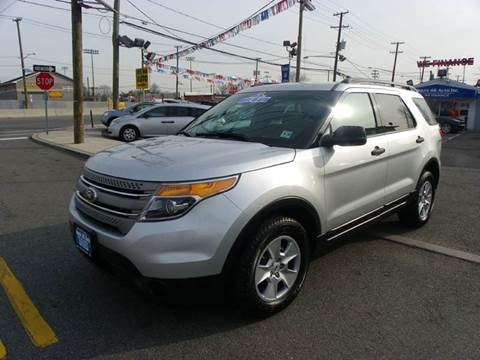 2013 Ford Explorer for sale at Route 46 Auto Sales Inc in Lodi NJ