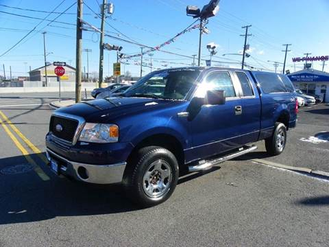 2008 Ford F-150 for sale at Route 46 Auto Sales Inc in Lodi NJ