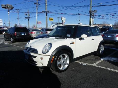 2006 MINI Cooper for sale at Route 46 Auto Sales Inc in Lodi NJ