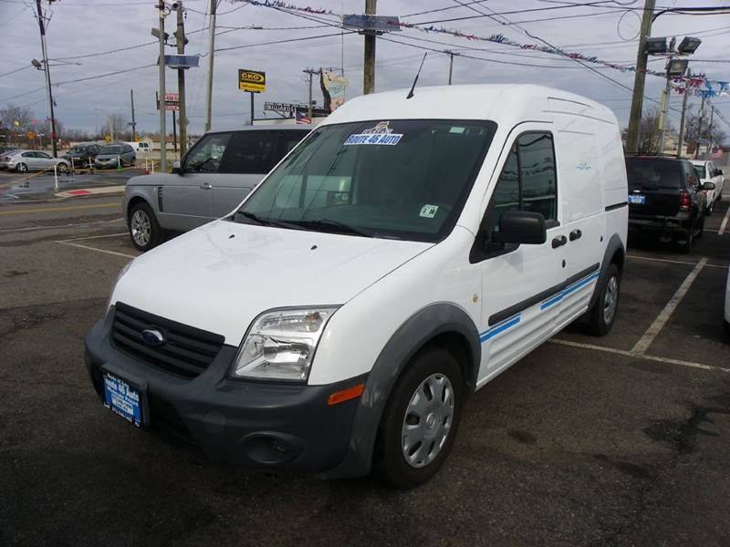 2011 Ford Transit Connect for sale at Route 46 Auto Sales Inc in Lodi NJ