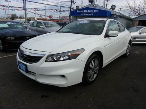 2011 Honda Accord for sale at Route 46 Auto Sales Inc in Lodi NJ