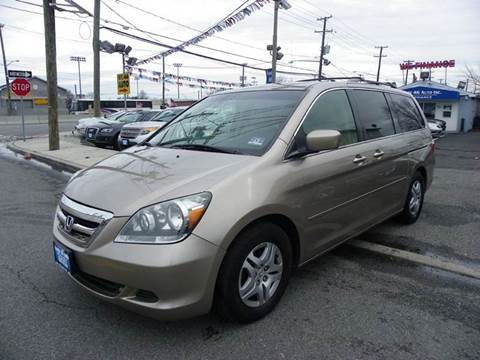 2007 Honda Odyssey for sale at Route 46 Auto Sales Inc in Lodi NJ