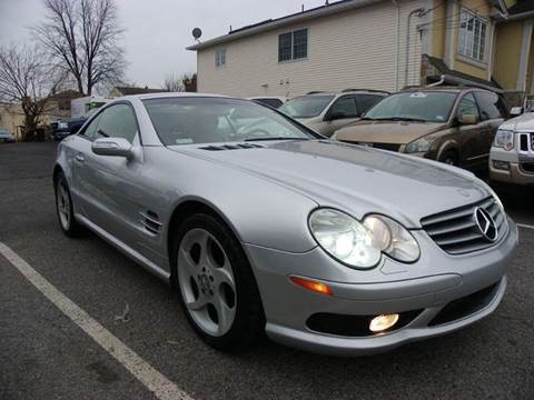 2004 Mercedes-Benz SL-Class for sale at Route 46 Auto Sales Inc in Lodi NJ