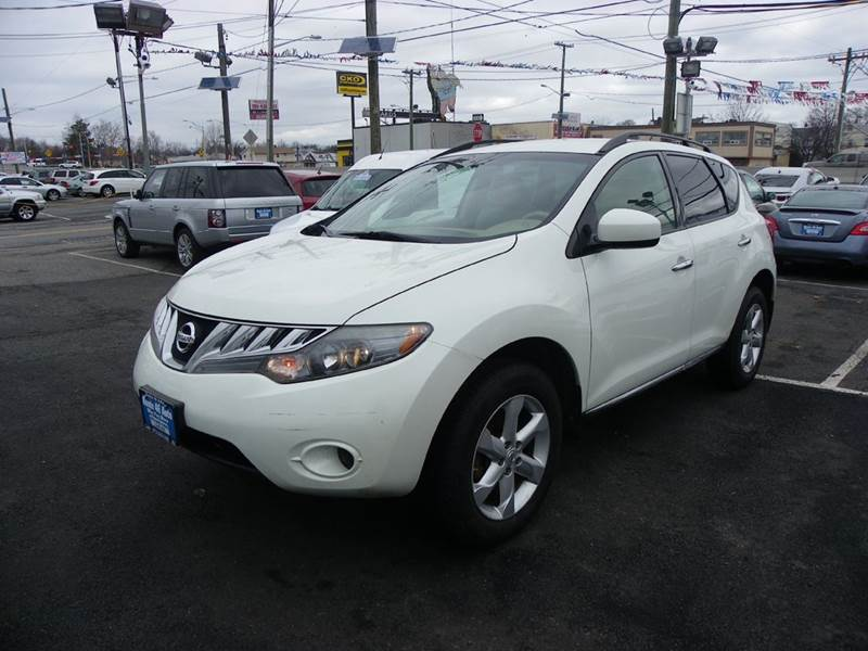 2009 Nissan Murano for sale at Route 46 Auto Sales Inc in Lodi NJ