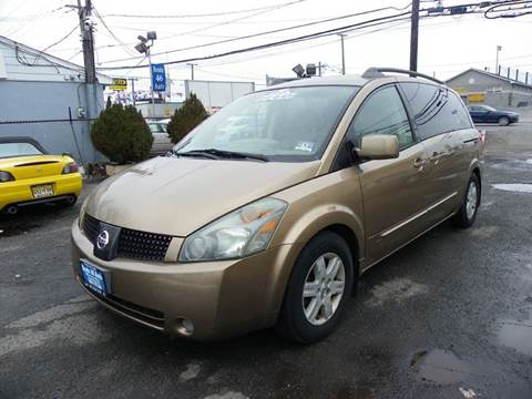 2004 Nissan Quest for sale at Route 46 Auto Sales Inc in Lodi NJ