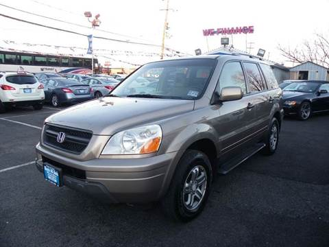2003 Honda Pilot for sale at Route 46 Auto Sales Inc in Lodi NJ